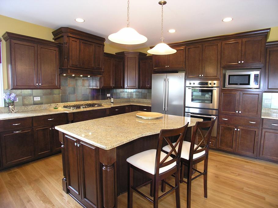 как расставить мебель в кухне фото струны задевают лады